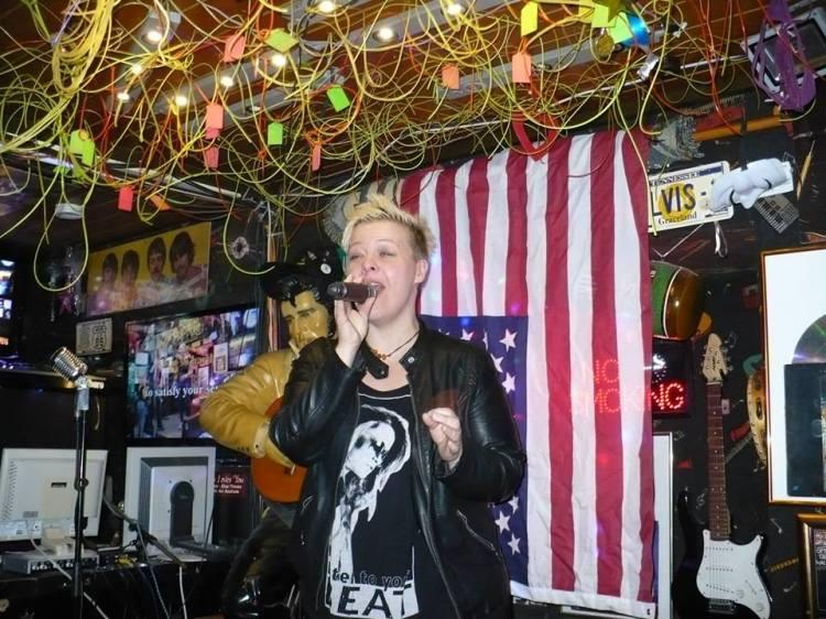 Like the way I do im Karaoke Fun Pub Stuttgart